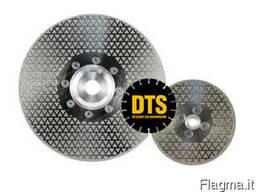 Диск гальванический 1-сторонний D125*M14 Marble