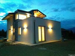 Экологические дома, коттеджи