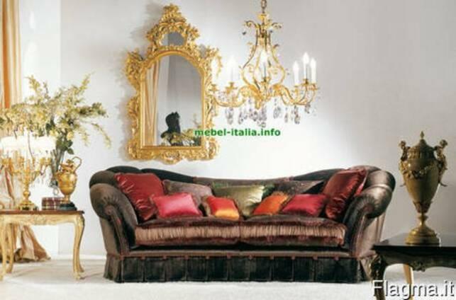 Итальянская мебель от лучших Фабрик напрямую для Вас