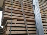 Oak lumber/timber/board unedged, half-edged, edged - photo 6