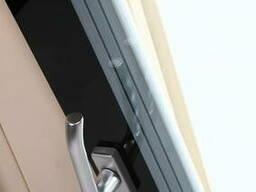 Окна и двери из евробруса - фото 4