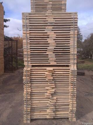 Pallet Billets 22х143/98x1200(dried in chamber drying);
