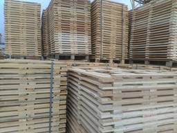 Поддон, паллет деревянный новые - photo 4