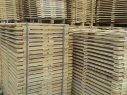 Поддон, паллет деревянный новые - photo 6