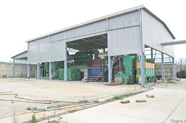 Продам Завод для сушки, сортировки, разделения и пакетирован