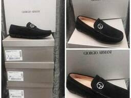 Продаётся мужская обувь первая линия Giorgio Armani - фото 2