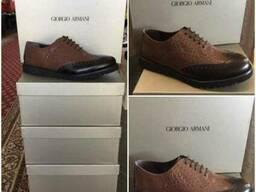 Продаётся мужская обувь первая линия Giorgio Armani - фото 4