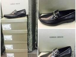 Продаётся мужская обувь первая линия Giorgio Armani - фото 5