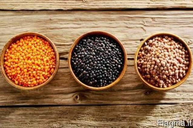 Sell chickpeas, lentils, peas