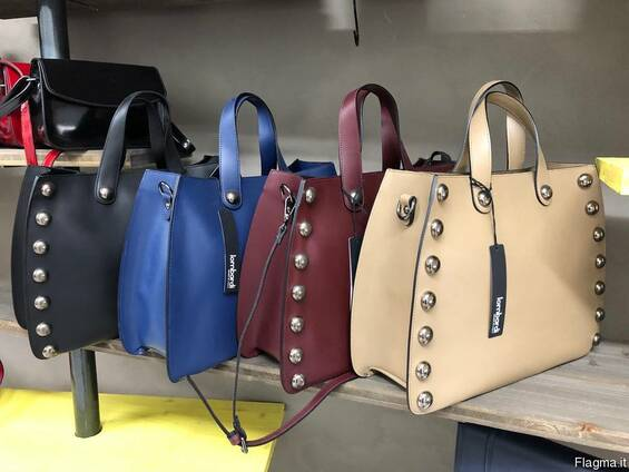 Stock Bags Сумки Made in Italy Lombardi