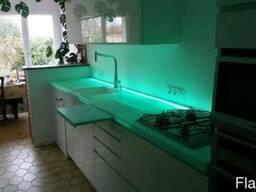 Сucine e armadietti, Кухни шкафы Kitchens, Cabinets himacs