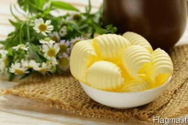 Sweet cream butter 82% // Сладкое сливочное масло 82%