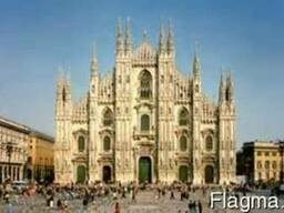 Услуга сопровождения и перевода в Милане