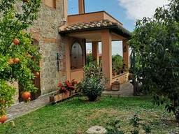 Вилла с виноградником в Тоскане - фото 2