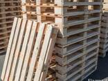Wooden pallets: EPAL, 1200*800IPPC, 1000*1200IPPC, your size - photo 2