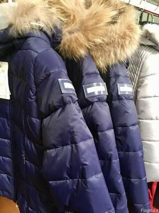 Зимняя детская одежда - сток