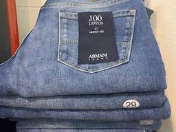 Armani джинсы