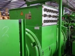Б/У газовый двигатель Jenbacher J 620 , 2 800 Квт, 2001 г. - фото 7