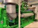 Б/У газовый двигатель Jenbacher JGS 420 , 1513 Квт, 2016 г. - фото 1