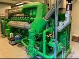Б/У газовый двигатель Jenbacher J 620 GS-NL, 2009 г - фото 6