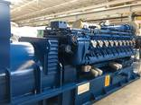 Б/У газовый двигатель MWM TCG 2020 V20, 2000 Квт, 2018 г. в. - фото 5