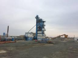 Б/У стационарный асфальтный завод Benninghoven TBA-200