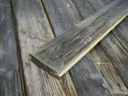 Barn wood of an old pine tree - photo 4