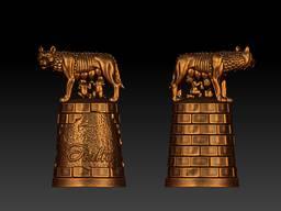 Bronze souvenirs. Statuettes, thimbles, trinkets, keychains. - photo 5