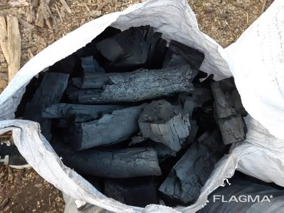 Деревне вугілля, Древесный уголь, Charcoal
