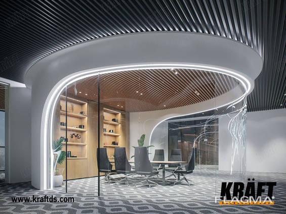 Controsoffitti di design KRAFT del produttore