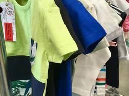 Детская летняя фирменная одежда - сток - фото 3