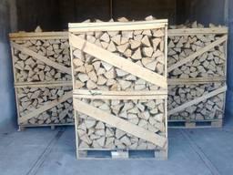 Дрова колотые(Firewood).