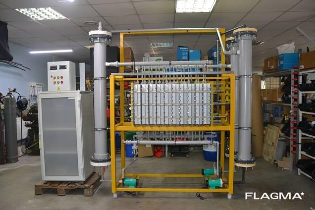 Electrolysis Sodium Hypochlorite Production Equipment