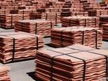 Electrolytic Copper Cathodes Grade A, - 15% LME FOB - фото 1