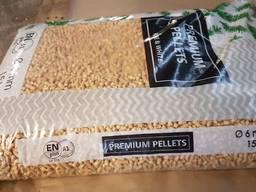 ENplus A1 Permium Wood pellets