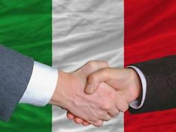 Фирма в Италии