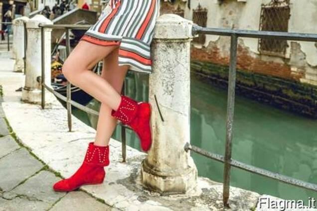 Итальянская кожаная обувь L-estrosa