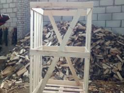 Колотые дрова - фото 7