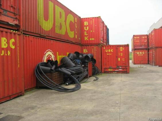 Контейнер для перевозки Dru Bulk 30 ft