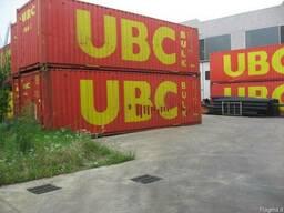 Контейнер для перевозки Dru Bulk 30 ft - фото 3
