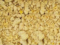 L'alimentazione del concentrato di mais
