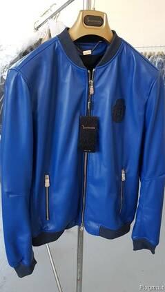 Кожаные куртки Billionaire