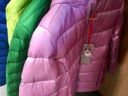 Куртки, ветровки, безрукавки - лот на мальчиков и девочек - фото 4