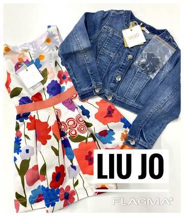 LIU JO - сток фирменной летней одежды для девочек