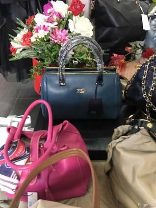 Лот фирменных женских сумок MADE IN ITALY