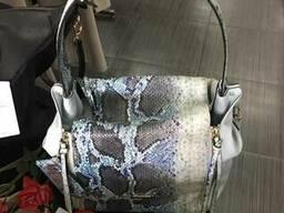 Лот фирменных женских сумок MADE IN ITALY - фото 4