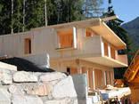 Модульный дом из клееного бруса, монтаж по всей Европе. Проект бесплатно! - photo 1