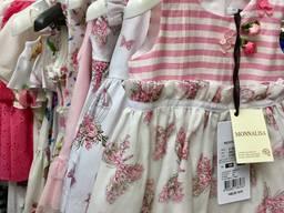 Monnalisa - сток одежды на девочек 2019