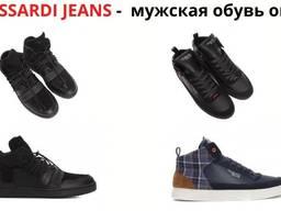 Мужские кроссовки Trussardi Jeans из Италии