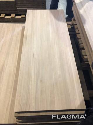 Oak panels, oak worktops